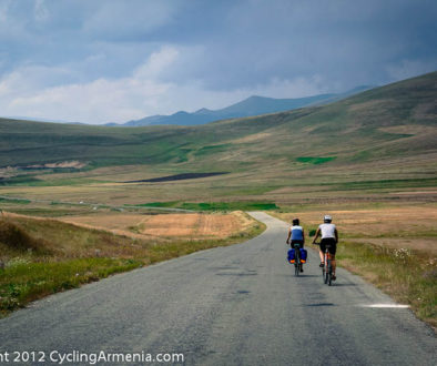 Sevan to Yerevan alternative bicycle route (1 of 5)